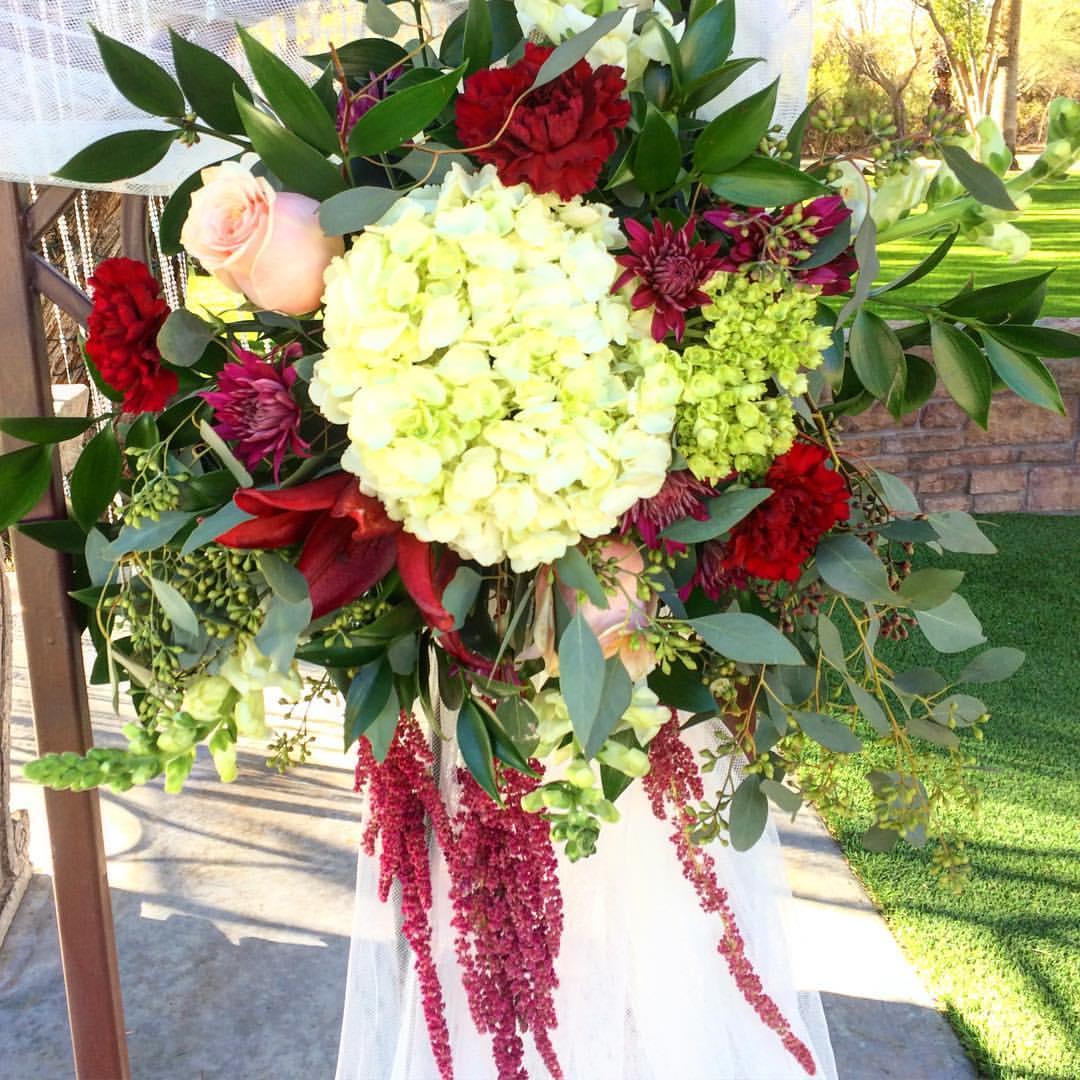 Arizona Custom Wedding Flower Decoration Creations By Ritas Floral